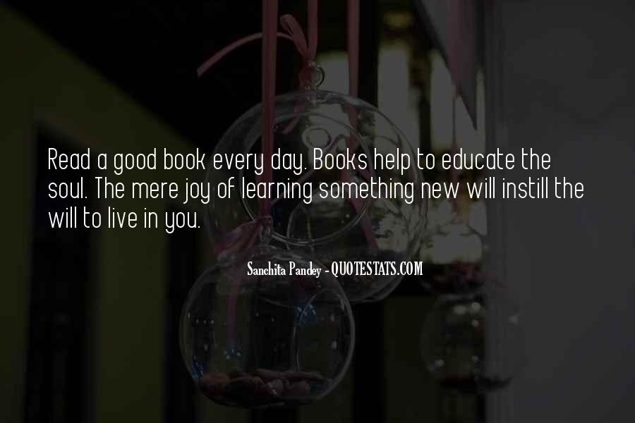 Quotes About Books And The Soul #235035