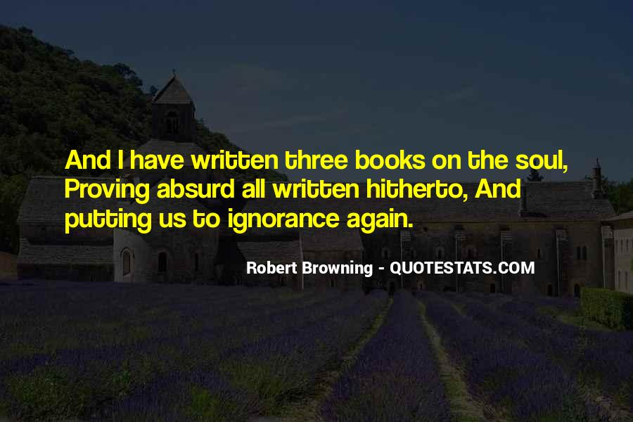 Quotes About Books And The Soul #344964
