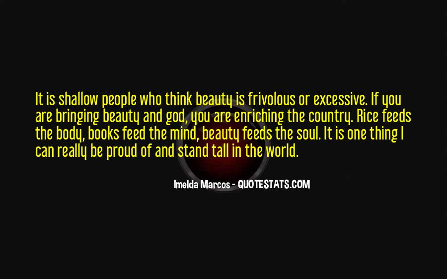 Quotes About Books And The Soul #608368