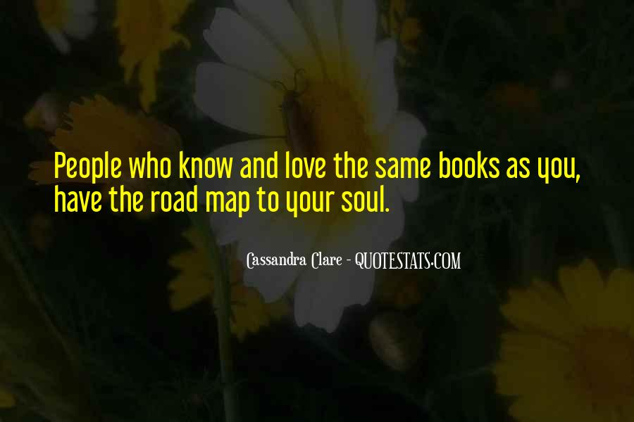Quotes About Books And The Soul #673952
