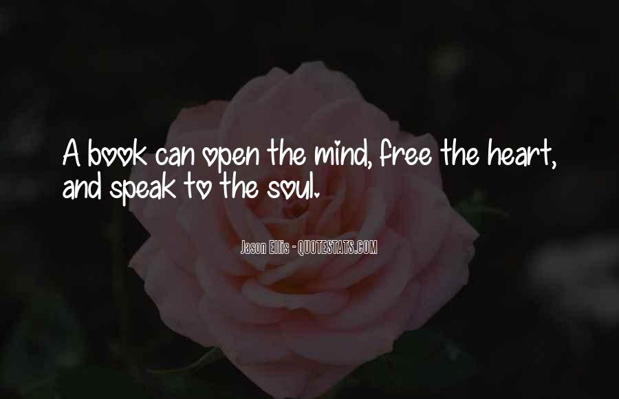 Quotes About Books And The Soul #703919