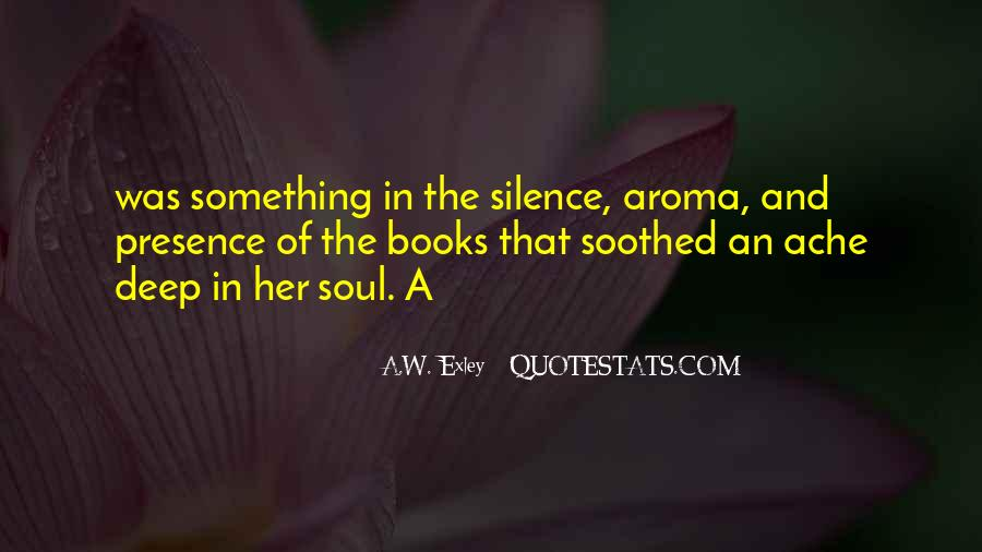 Quotes About Books And The Soul #730464