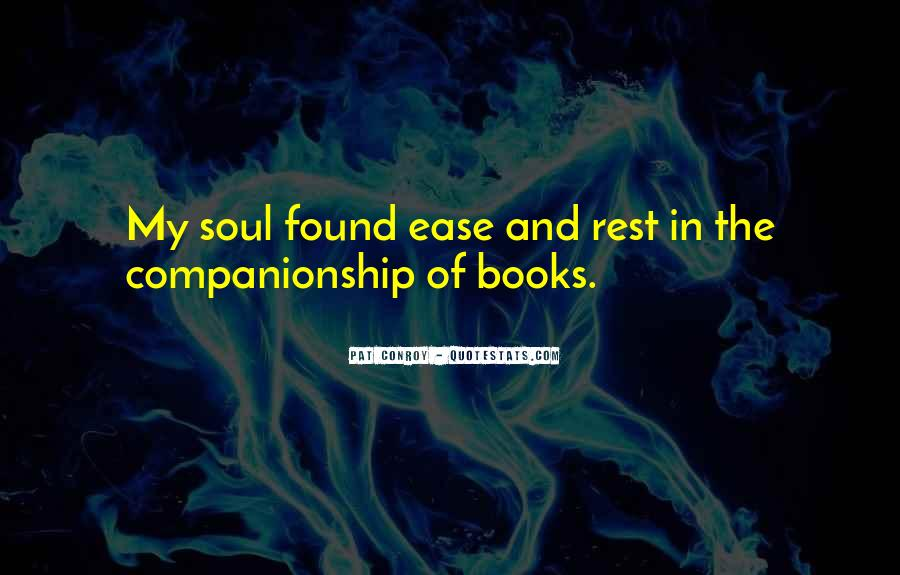 Quotes About Books And The Soul #764046