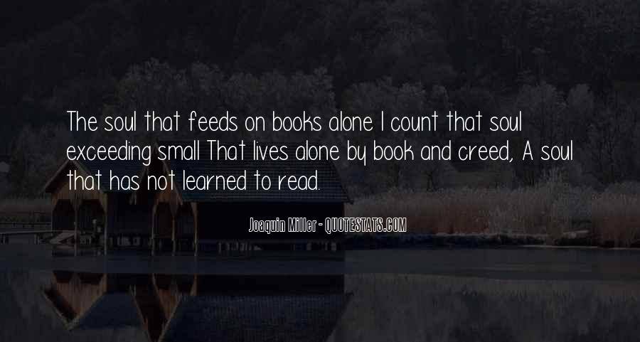 Quotes About Books And The Soul #888701