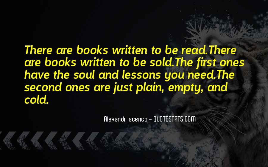 Quotes About Books And The Soul #906526