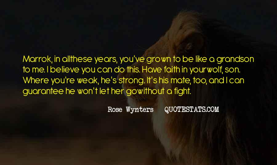 Quotes About Alpha Wolf #1097165
