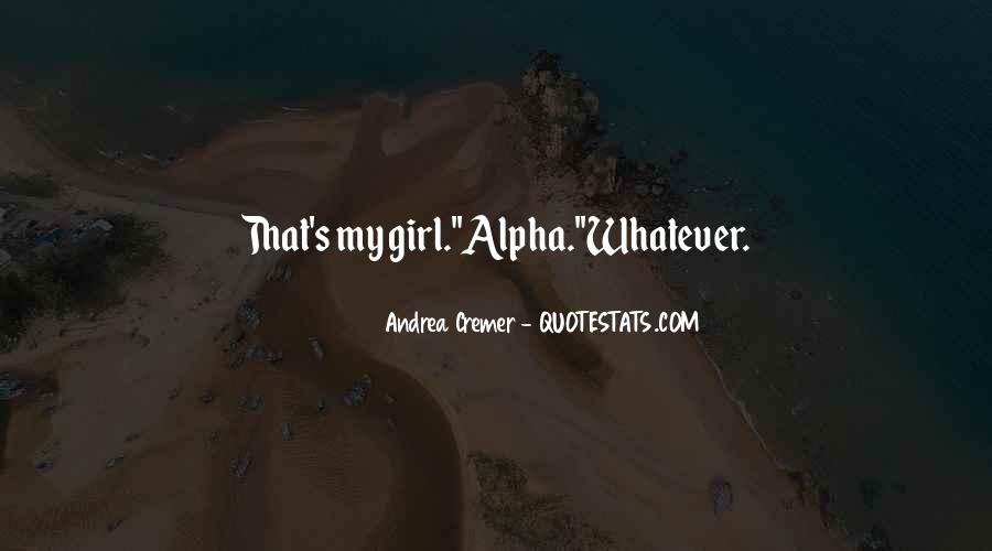 Quotes About Alpha Wolf #1765714