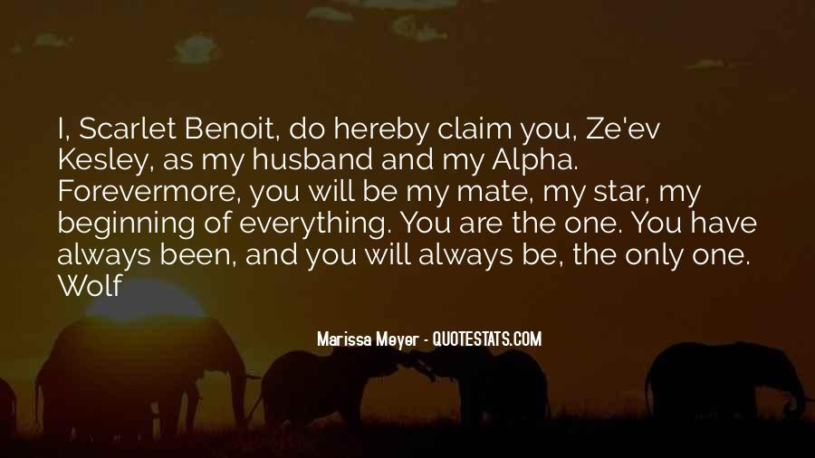 Quotes About Alpha Wolf #865924