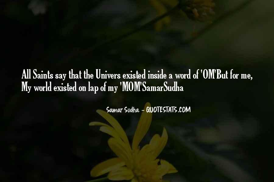 Quotes About Samar #1166179