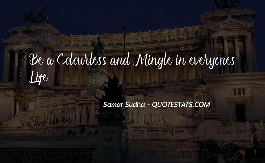 Quotes About Samar #152821