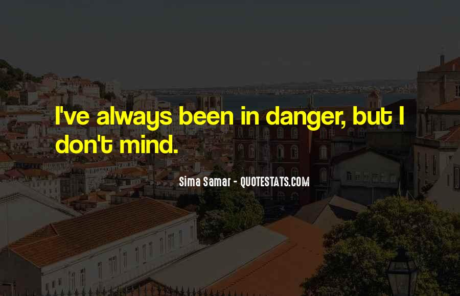 Quotes About Samar #1557890