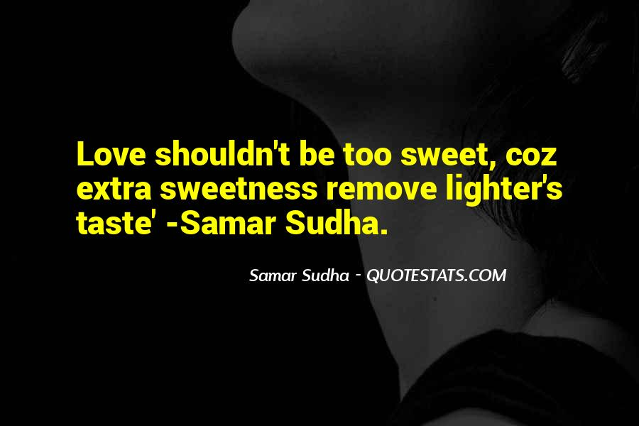 Quotes About Samar #414152