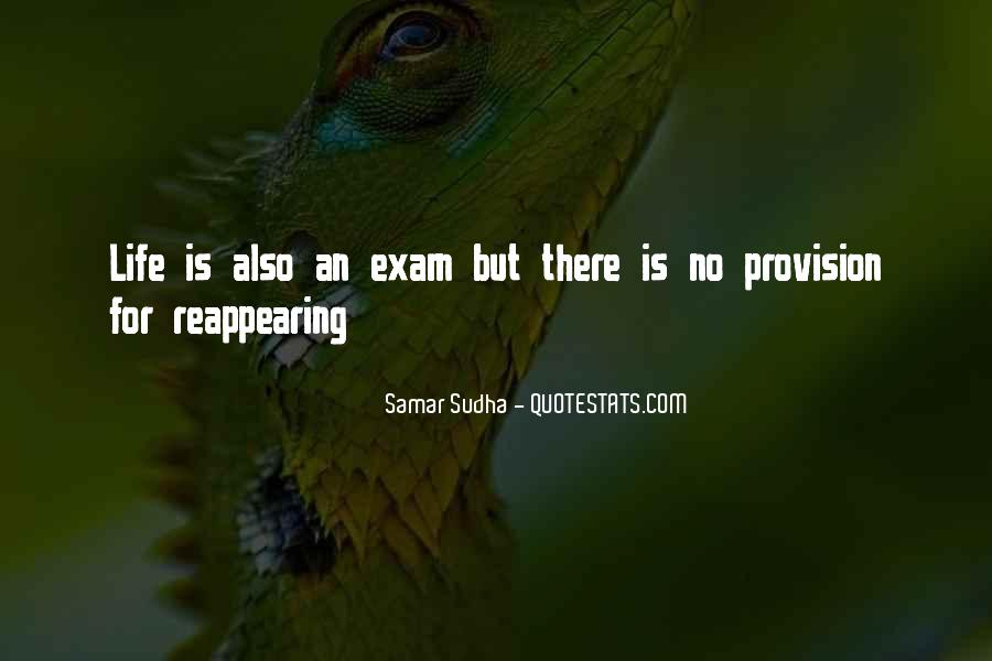 Quotes About Samar #983659