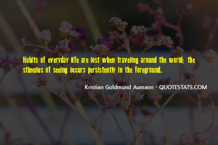 Quotes About Traveling And Seeing The World #990862