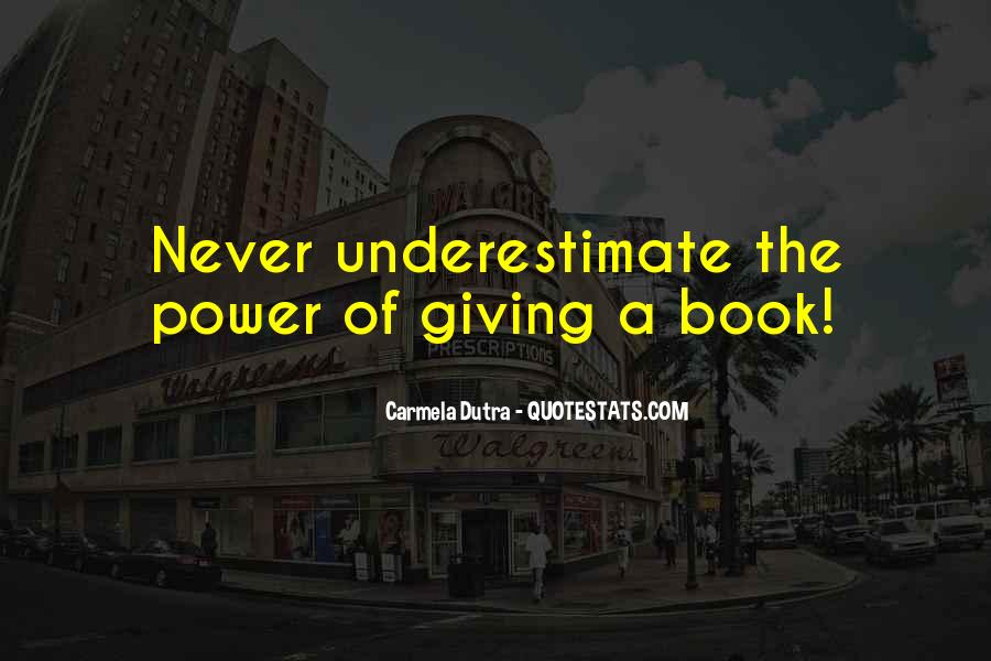 Quotes About Giving And Never Receiving #1423842