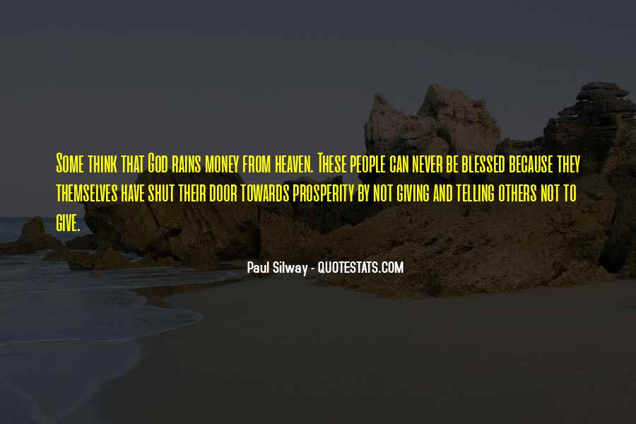 Quotes About Giving And Never Receiving #861162