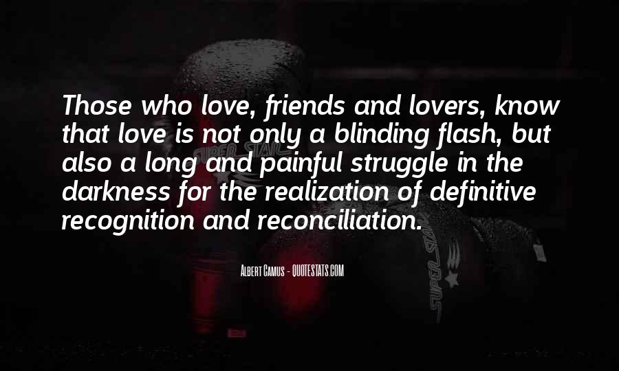 Quotes About Friends Lovers #130785
