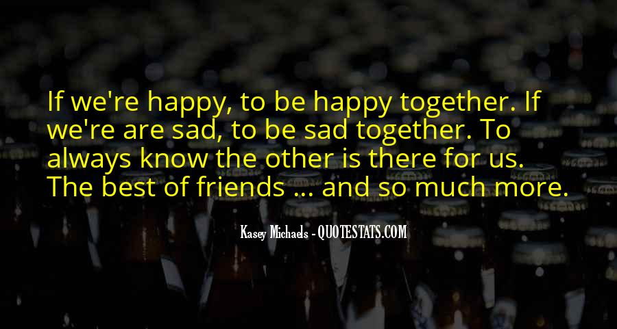 Quotes About Friends Lovers #544030