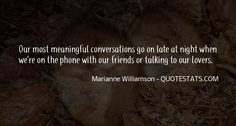 Quotes About Friends Lovers #795197