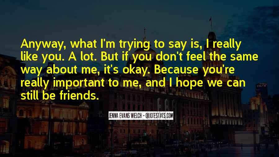 Quotes About Friends Lovers #857496
