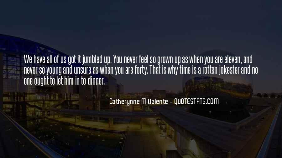 Quotes About Entertaining Friends #1011698