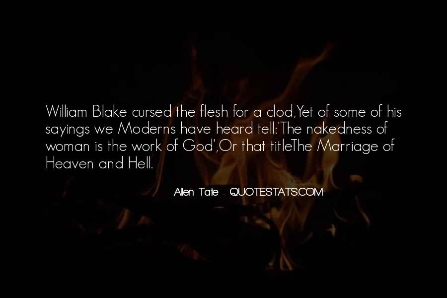 Quotes About Heaven And Hell #106111