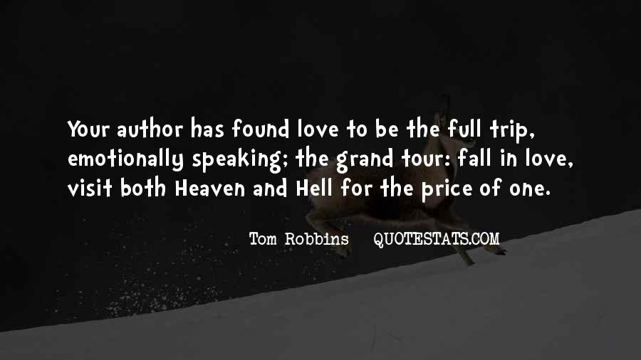 Quotes About Heaven And Hell #111725