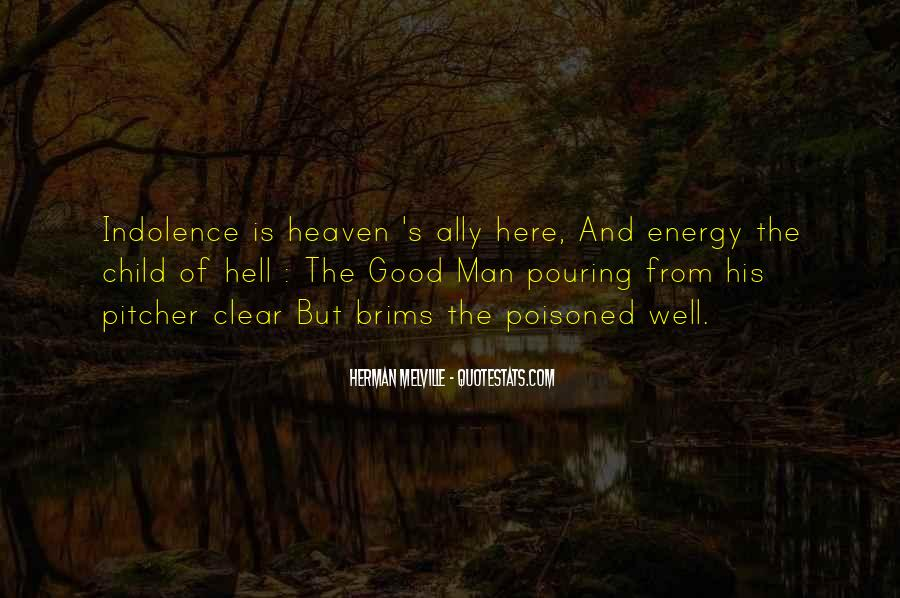 Quotes About Heaven And Hell #170370