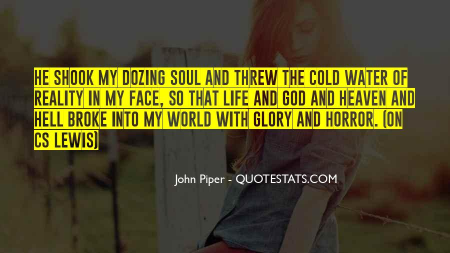 Quotes About Heaven And Hell #238138