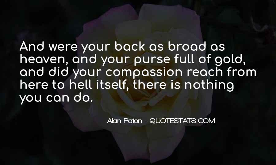 Quotes About Heaven And Hell #282321
