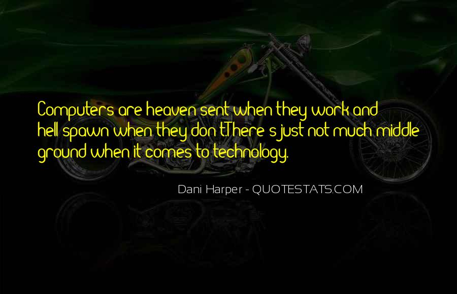 Quotes About Heaven And Hell #291650