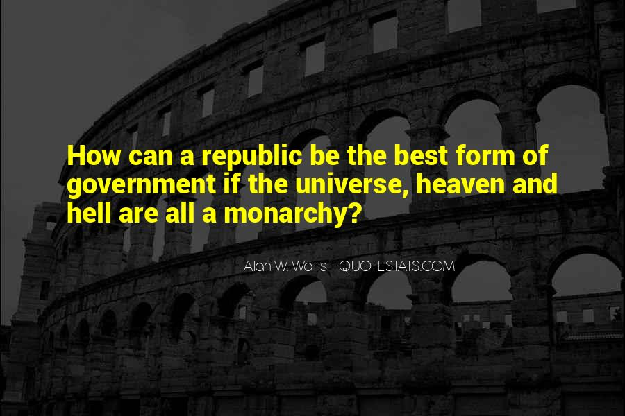 Quotes About Heaven And Hell #293690