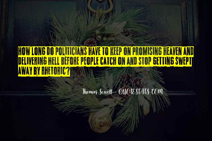 Quotes About Heaven And Hell #37512