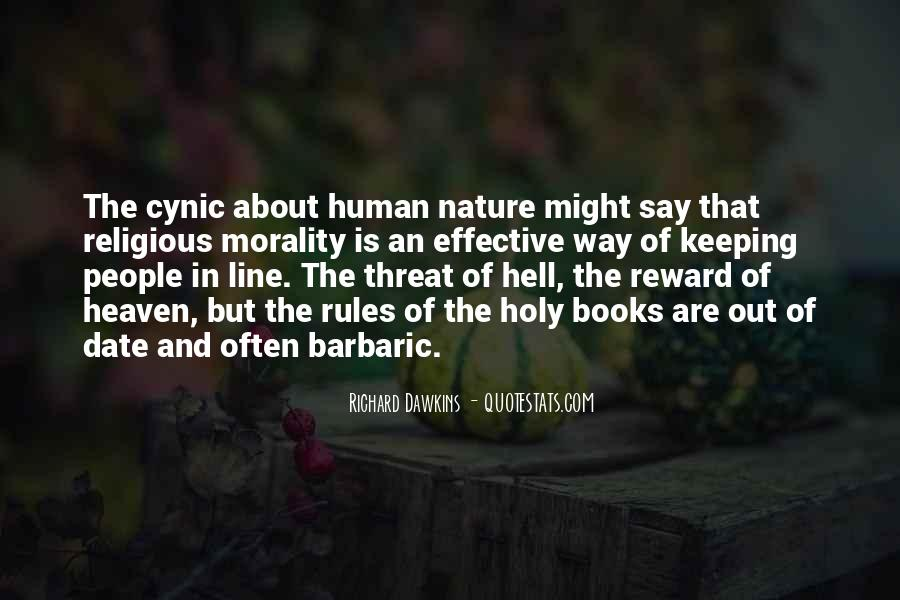 Quotes About Heaven And Hell #88569