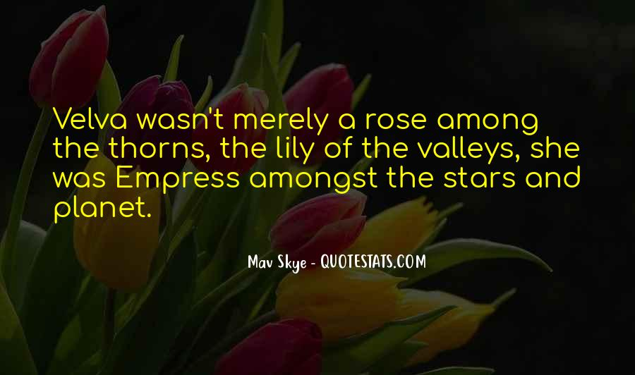 Quotes About Empress #1119902