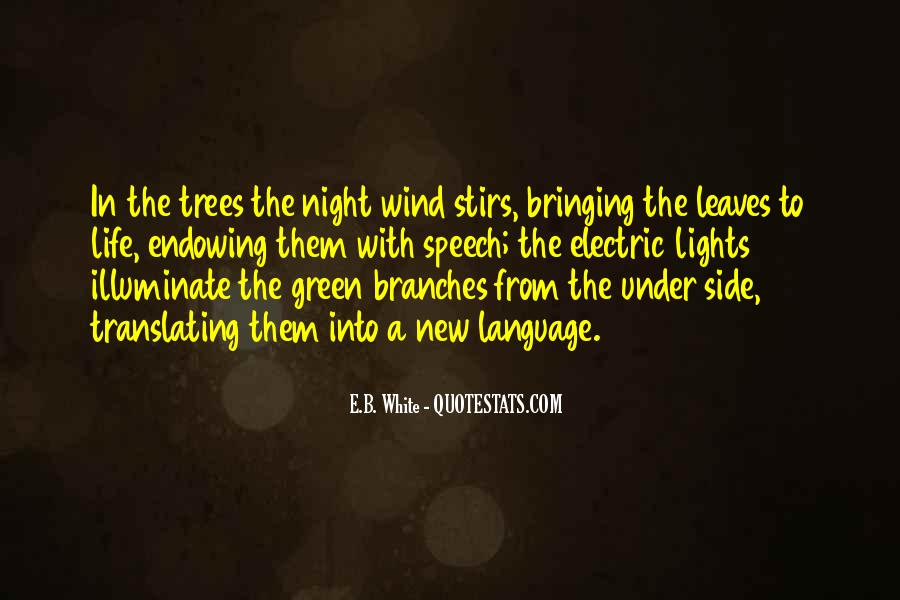 Quotes About Green Lights #1447966