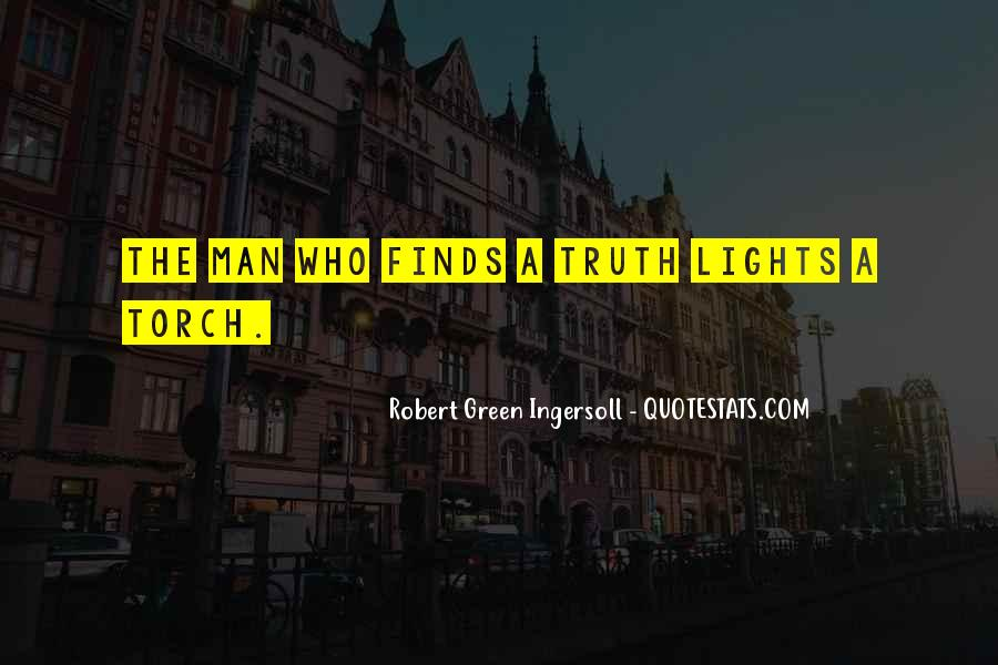 Quotes About Green Lights #557884