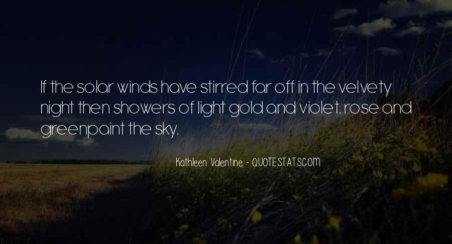 Quotes About Green Lights #845359
