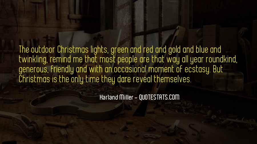 Quotes About Green Lights #881496