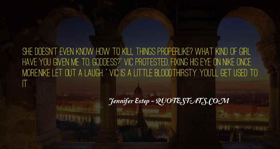 Quotes About You Know Me #2690