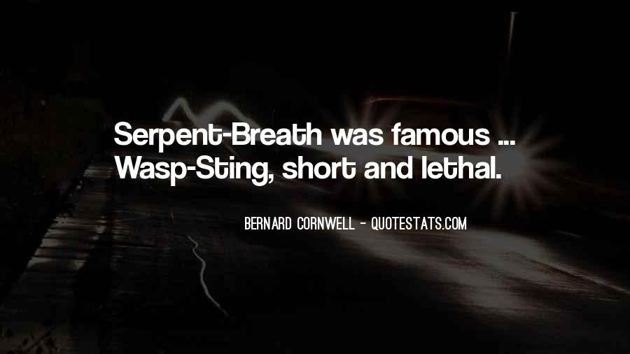 Quotes About Sting Sword #711676