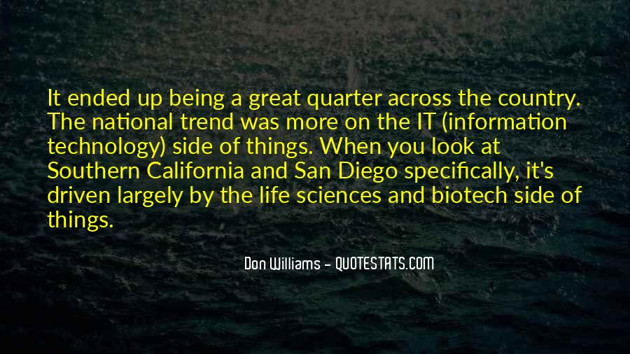 Quotes About San Diego #1041713