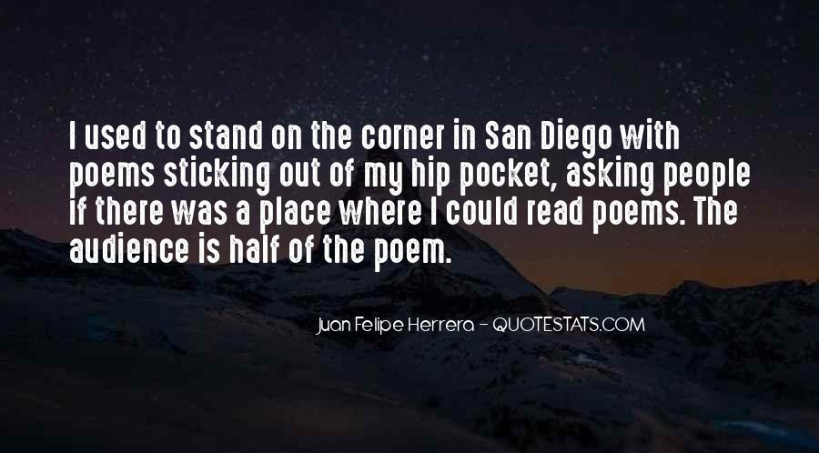 Quotes About San Diego #1046716