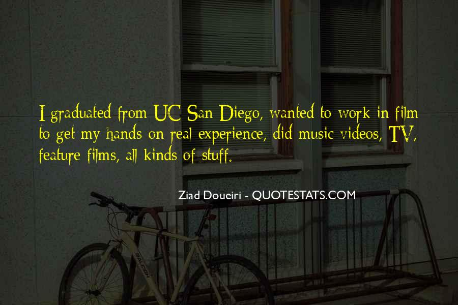 Quotes About San Diego #1199789