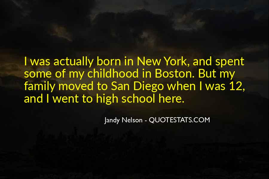 Quotes About San Diego #1266477