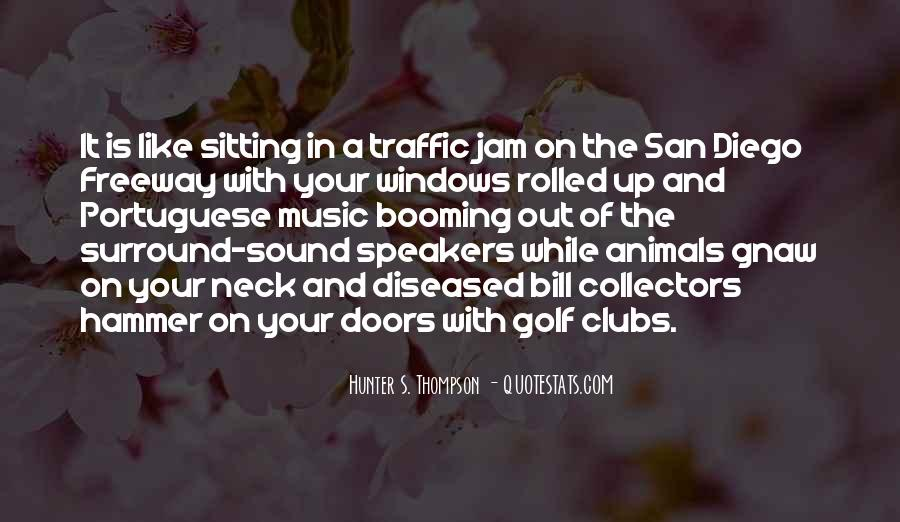 Quotes About San Diego #1391412