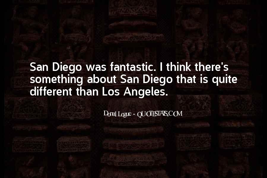 Quotes About San Diego #1395790