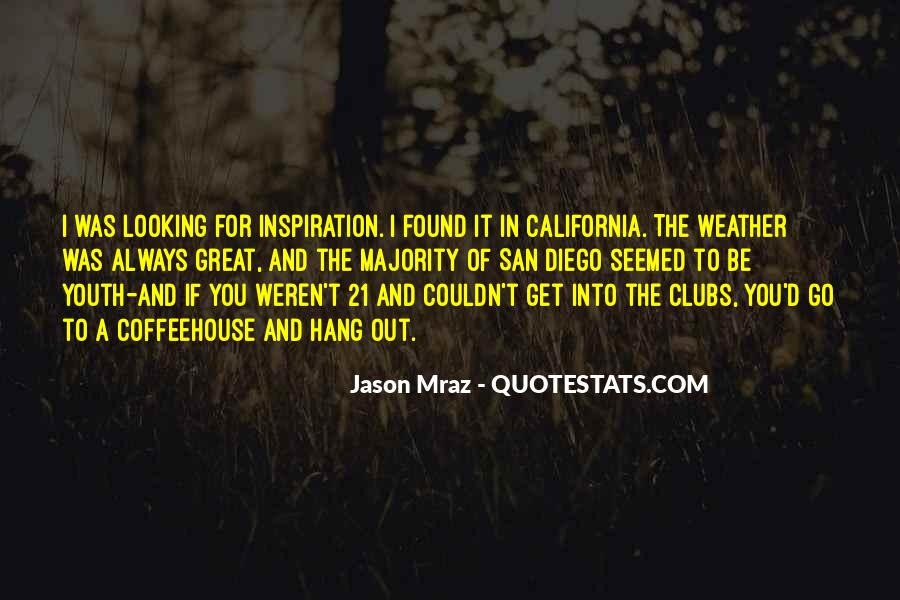 Quotes About San Diego #1473899