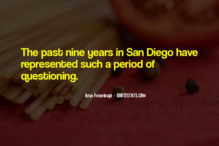 Quotes About San Diego #1552099