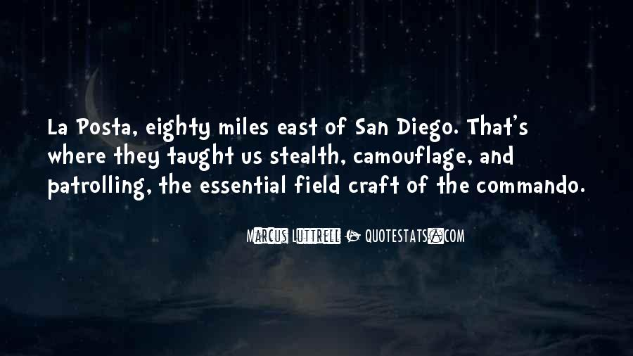 Quotes About San Diego #1572624